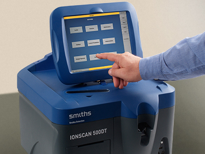 Smiths Ionscan