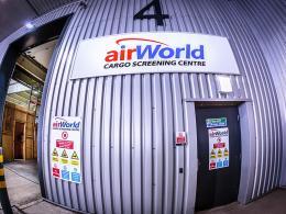 AirWorld Cargo Screening Centre